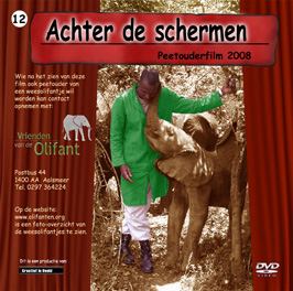 DVD Weesolifantjes