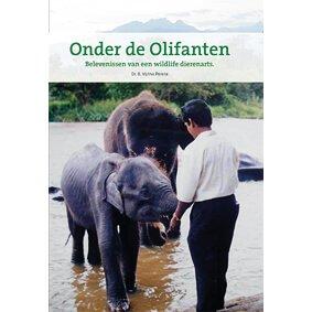 """Boek """"Onder De Olifanten"""""""