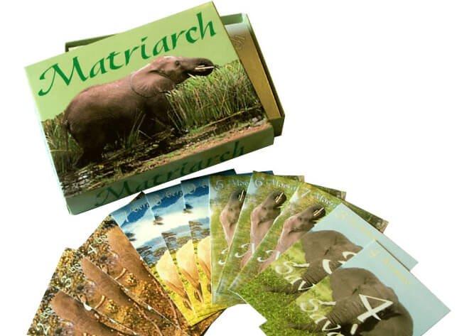 Kaartspel Matriarch