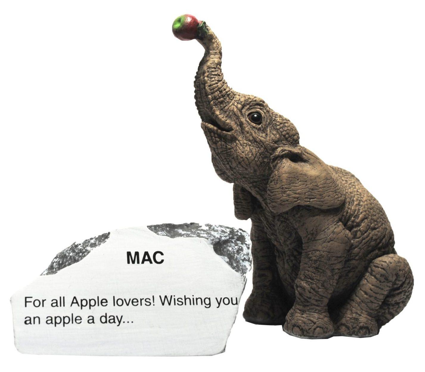 Herd Beeldje 'Mac'