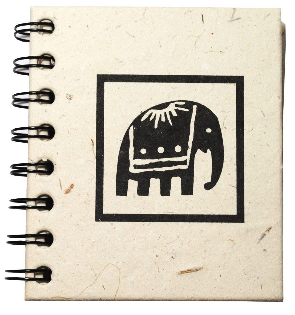 Notitieboekje Klein Olifantje Met Dekentje