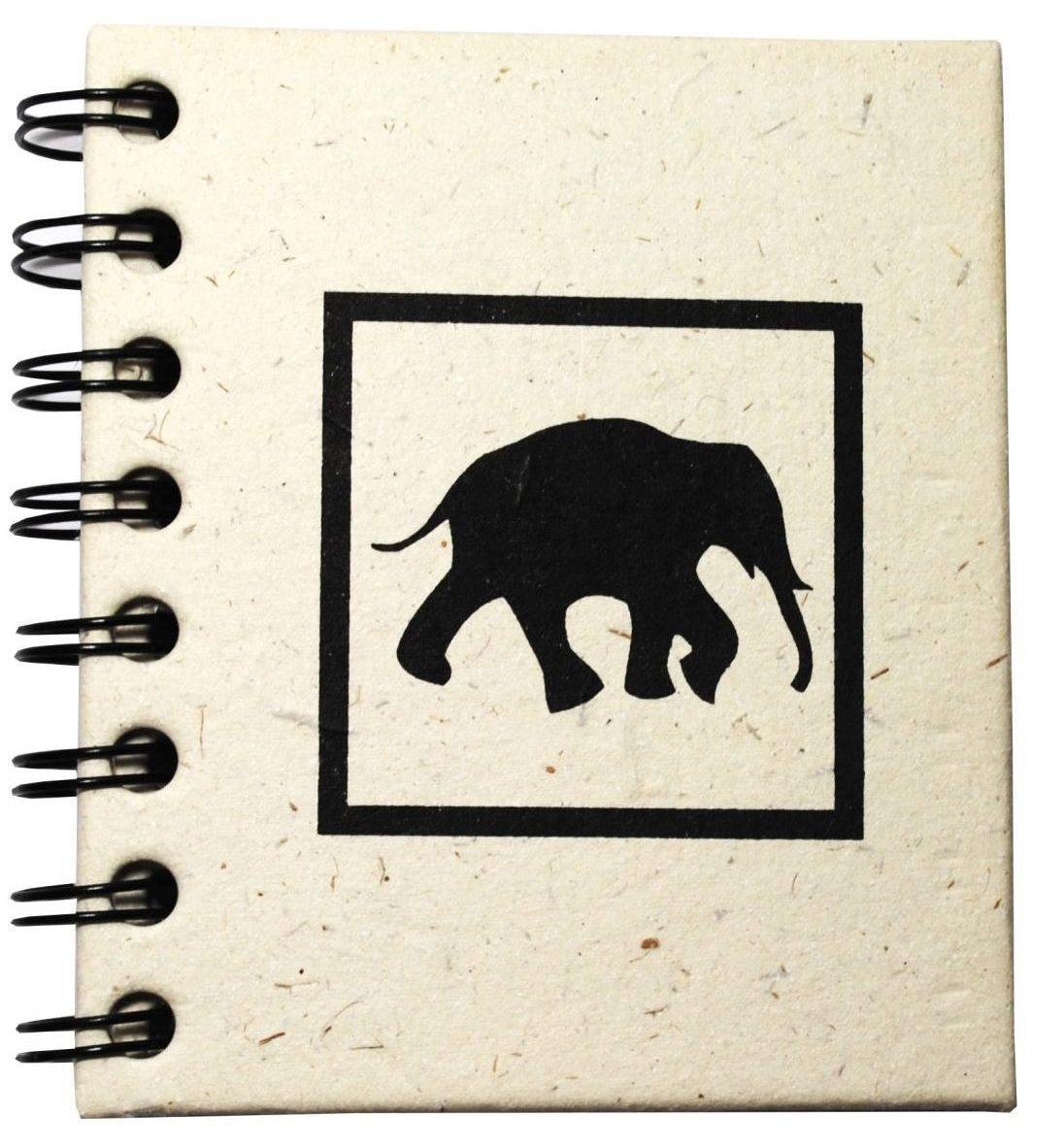 Notitieboekje Klein Lopend Olifantje
