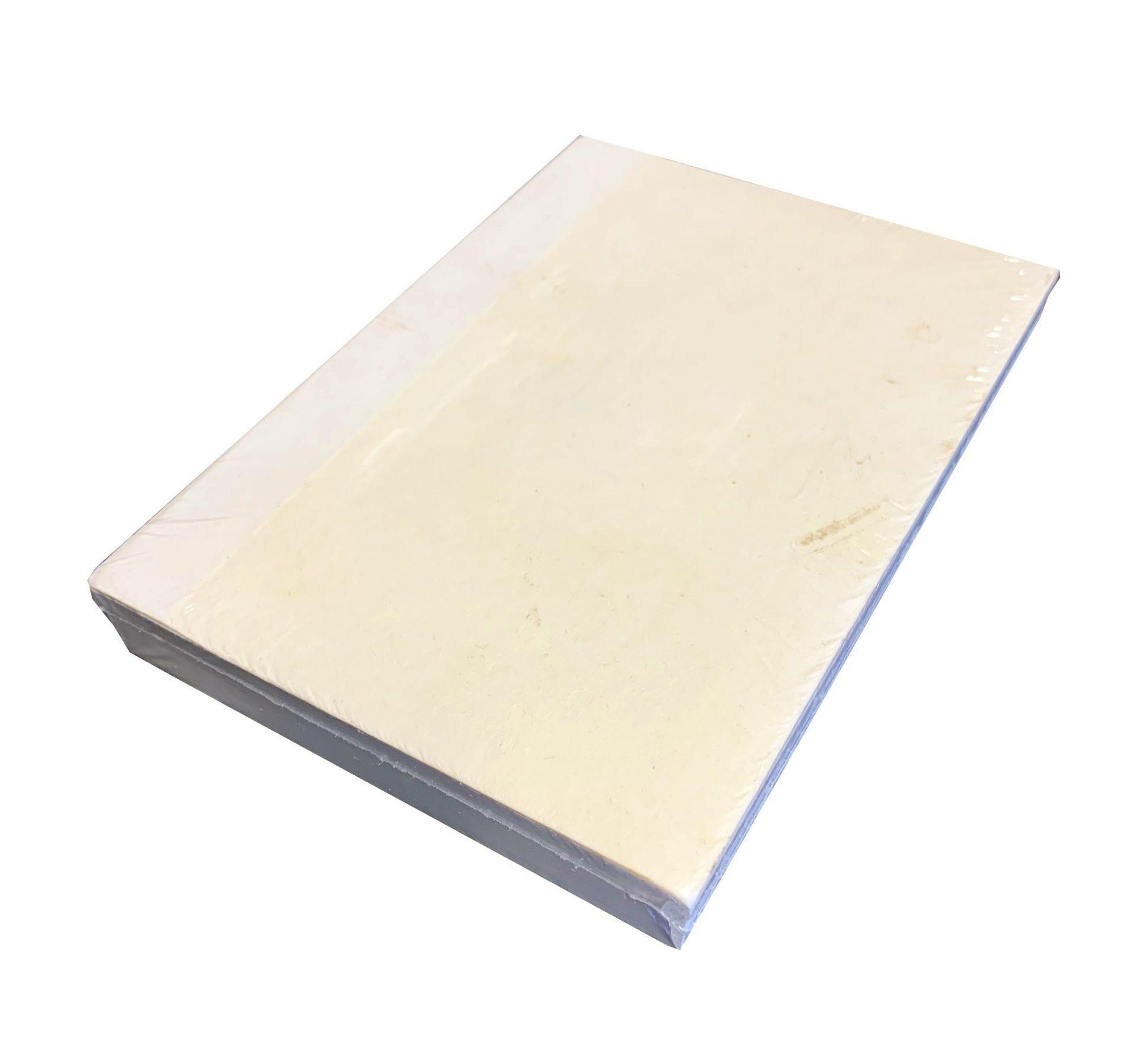 Blanco Notitieboek Olifantenmest