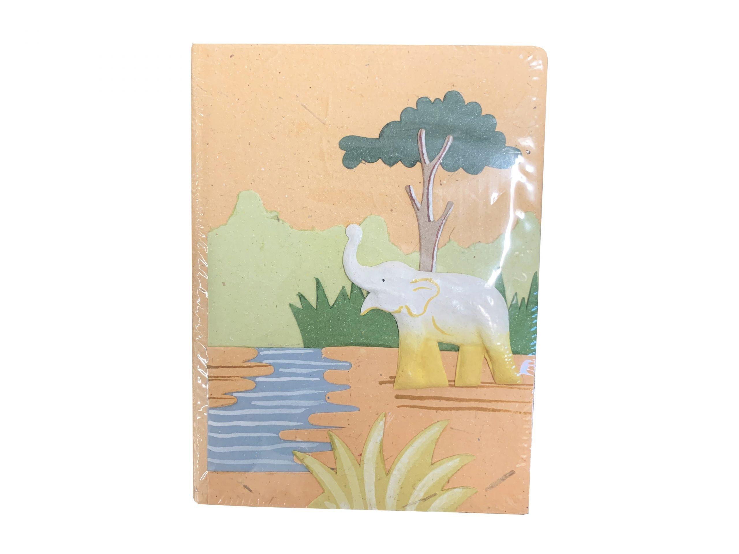 Notitieboekje Oranje
